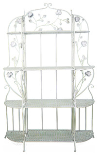 Rosella 4 Shelf Bakers Rack