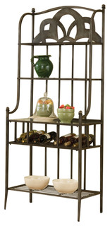 Hillsdale Furniture Marsala Baker x27 s Rack