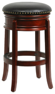 Boraam Industries Hamilton Swivel Bar Stool