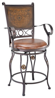 Walden Swivel Counter Stool