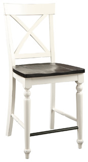 Emerald Home Mountain Retreat Barstool Set Of Two