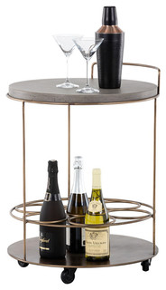 Maisie Bar Cart