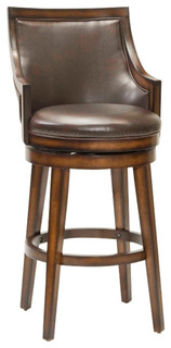 Lyman Swivel Stool Counter Height