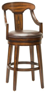 Upton Swivel Stool Counter Height