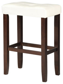 Hogan Bar Stools Set of 2 White