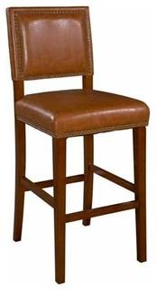 Brook Stool Caramel Bar Height