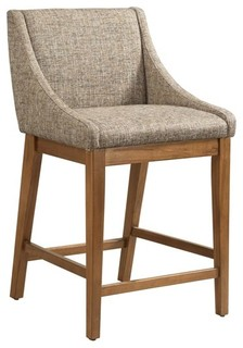 Dean Counter Stool Tan Multi