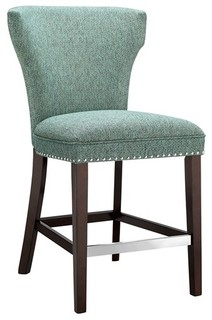 Churchill Counter Stool Teal