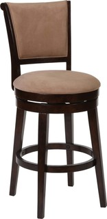 Armstrong Autumn Wood Swivel Counter Stool