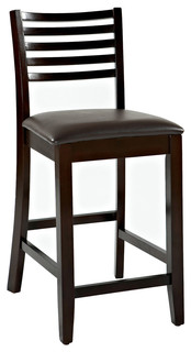 Triena Collection Ladder Counter Stool 24 quot