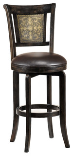 Camille Swivel Counter Stool