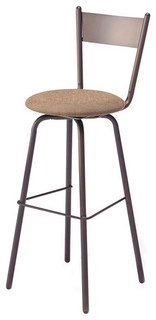 Traditional Swivel Stool Counter Height 24 quot