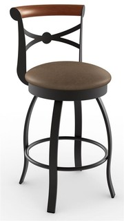 Bourbon Swivel Counter Stool