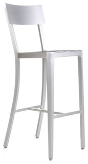 Anzio Aluminum Stool Bar Height