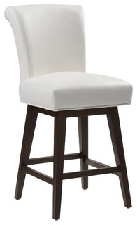 Hamlet Swivel Counter Stool Ivory