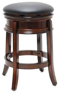 Boraam Industries Magellan Swivel Counter Stool