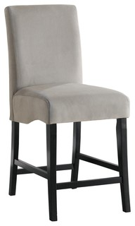 Coaster Home Stanton Barstool Grey Black