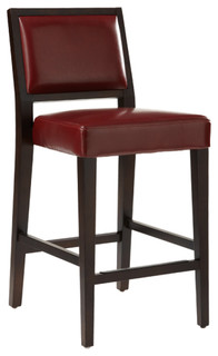 Citizen Counter Stool Oxblood