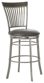 Milo Swivel Bar Chair