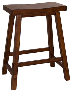 Fellini Bar Stool Tobacco 24 quot