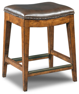 Sangria Rec Backless Counter Stool