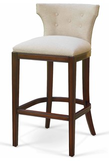Chelsea Fabric Counter Stool