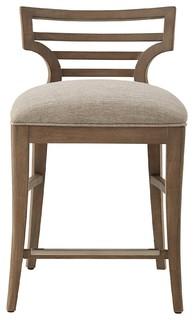Stanley Furniture Virage Counter Stool Basalt Set of 2 696 61 72