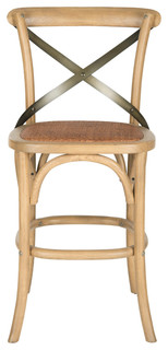 Safavieh Eleanor Counterstool Weathered Oak