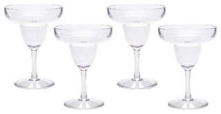 Set of 4 Merritt Tritan Cocktail 10oz Margarita
