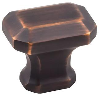 Jeffrey Alexander Ella Cabinet Knob Brushed Oil Rubbed Bronze