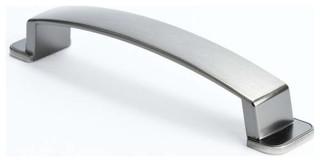 Berenson Oasis Pull 128mm c/c Brushed Tin