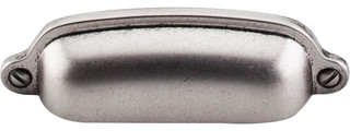Cup Pull - Pewter Antique (TKM1211)