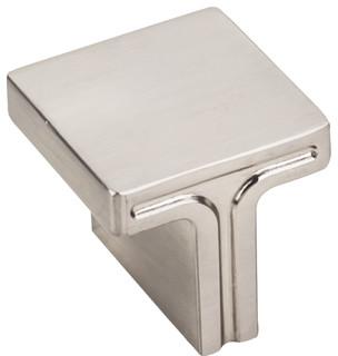Anwick Cabinet Knob Satin Nickel