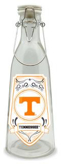 University Of Tennessee Glass Milk Jar Medium - 16.9 Ounces