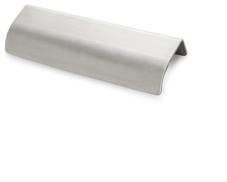 Cabinet Handle Stainless Steel Satin 5 1/16""