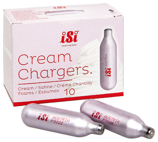 iSi N20 Cream Chargers 10 Pack