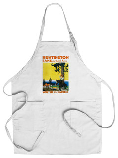 Chef's Apron Huntington Lake Promotional Poster