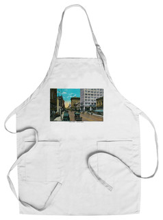 Chef's Apron Fifth Street Looking North San Diego