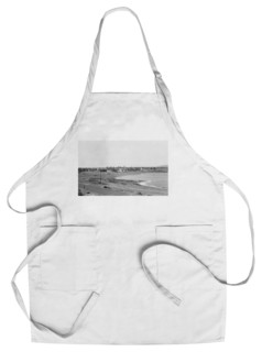 Chef's Apron Bathing Beach At Soap Lake WA Photograph