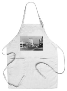 Chef's Apron Ashland Oregon Main Street View Photograph