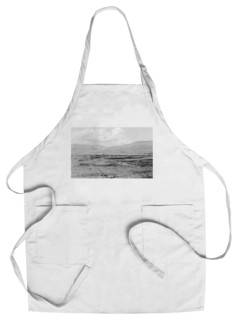 Chef's Apron Wenatchee WA Town View And Orchard Photograph