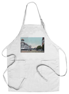 Chef's Apron Chico California View Of Broadway