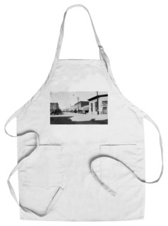 Chef's Apron Lakeport California View Of The Business Section
