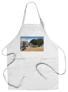 Chef's Apron Newport Rhode Island View of Washington Square