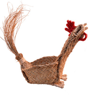 Good Morning Rooster bread bin Extra Small