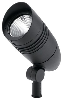 33º Beam Spread 21W Large Commercial Accent Light 4000K Textured Black