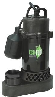 Eco-Flo 1/3HP Submersible Aluminum Sump Pump SPP33W