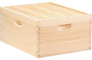 Miller Mfg. 10-Frame Deep Hive Body DEEPBOX10