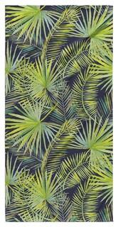 "THE PALMS Beach Towel By Terri Ellis 30""x62"""