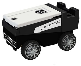 Los Angeles Kings Remote Control Zamboni Cooler with Bluetooth